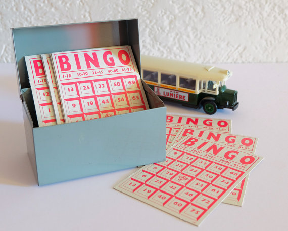 United market - bingo